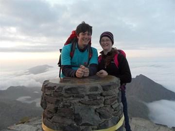 Snowdon Summit - Training Mountain