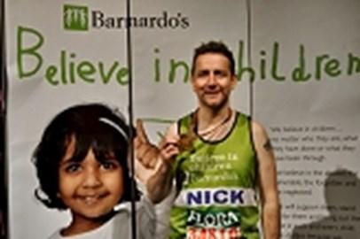 London Marathon 2009 and still walking !