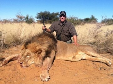 Stopping Trophy Hunting