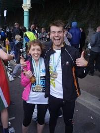Post Brighton Marathon 2012!
