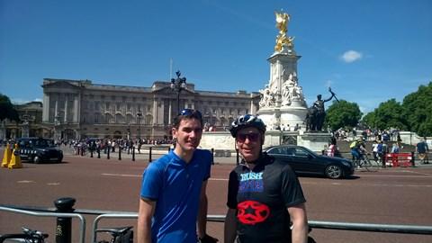 Les vélos à Londres