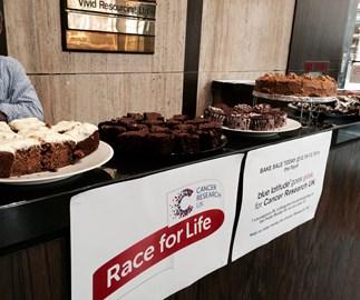 Blue Latitude Bake Sale to Raise Funds