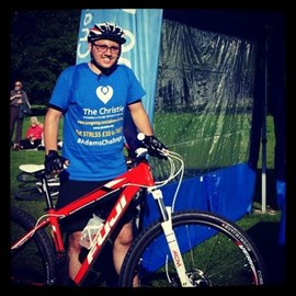 Manchester 100 mile bikeride, completed! :)