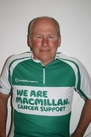 In Team MacMillan Colours