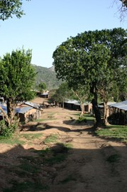 Mbara village.