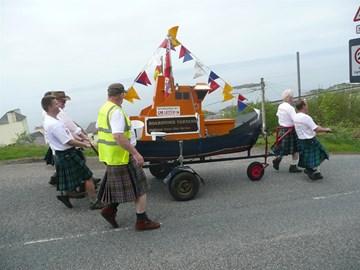 Applecross Boat Pull