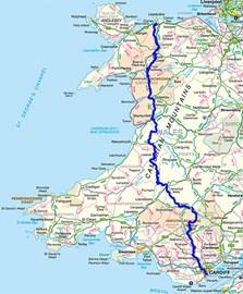 Ei'n llwybr - Our Route