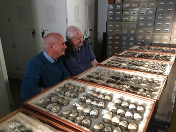 Tim and David Attenborough