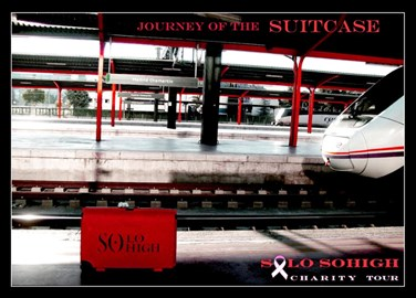 journey of the suitcase