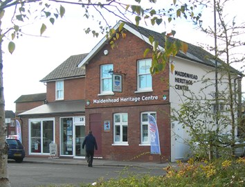 Maidenhead Heritage Centre in Park Street