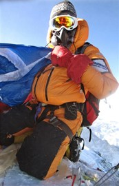 8848m,  EVEREST SUMMIT 22 May 2013, 0600