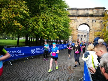 Great Scottish Run 2016 - 10k