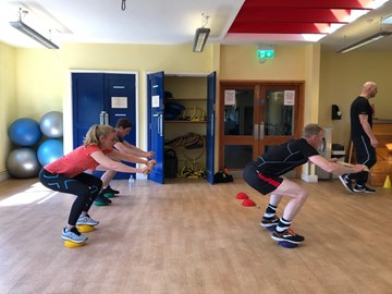 Fitness Test Newmarket