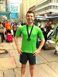 2012 NYC Half Marathon