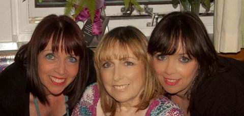Fiona, Julia and Sara