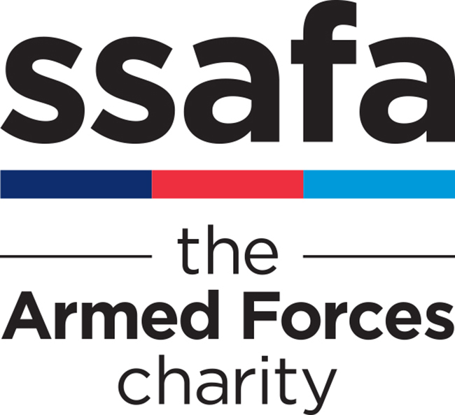 SSAFA - JustGiving