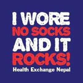 No Socks Rocks