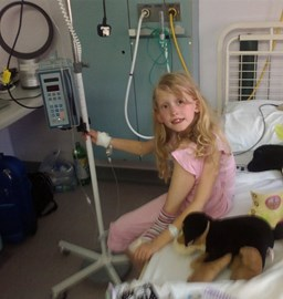 In Hospital July 2012