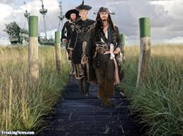 Help us raise money to fill the treasure chest. We are walking 9 miles dressed as pirates for feast day. Thank you!