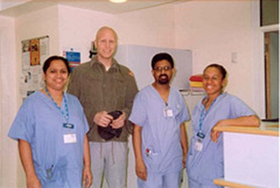 the dream team from Dacie ward