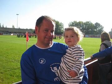 charity football match 10/10/10
