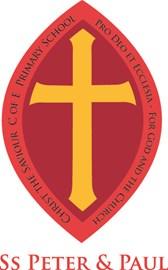 SS Peter & Paul house badge
