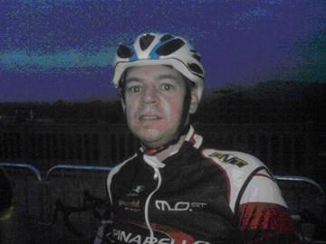 Simon at the start