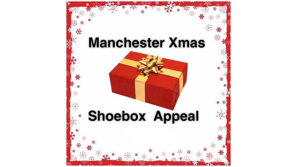 Christmas Shoebox Appeal.Manchester Christmas Shoebox Appeal Justgiving