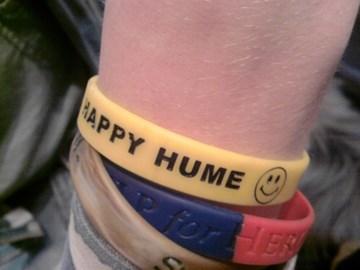 HAPPY HUME  -   Dan Bands.