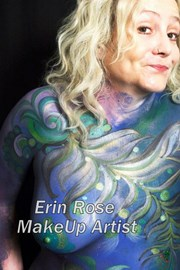 The wonderful Sue, painted by Erin Rose and photographed by Nichola Salvato