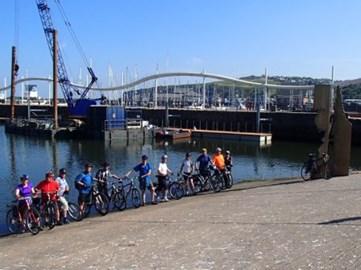 The start: Whitehaven and the Irish Sea