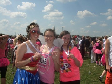 2011 with Grace and Kelci!