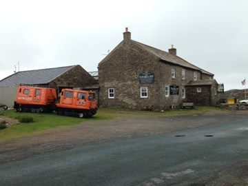 Tan Hill - Highest Pub in UK Top 100 Climbs