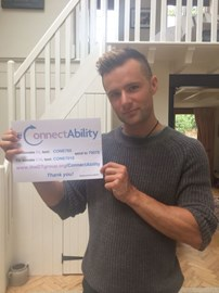 Harry judd is in support