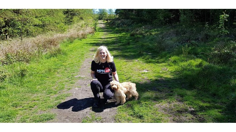 Claire Calverley-Smith is fundraising for MPN Voice (Guy's