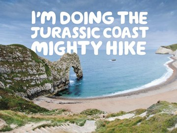 Jurassic Coast Mighty Hike