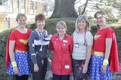 The QEH Wonder Runners