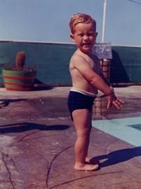 In a few years I will swim in ..SALFORD