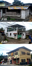 The Fairplay Center in 2011, 2013, and 2015