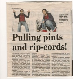 Herald and Post article