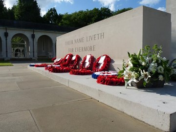 Air Forces Memorial, Runnymede