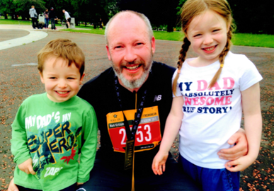 My last attempt at a 10K - Glasgow 2015