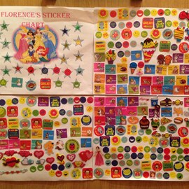 Each sticker means one lot of medicine!!