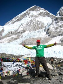 Step 12 - Everest Base Camp