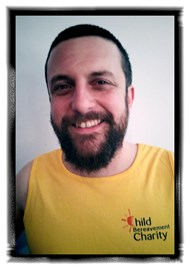 Running for Child Bereavement Charity