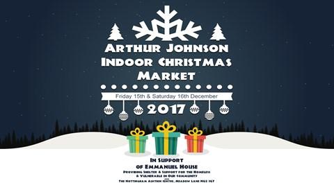 Arthur Johnson & Sons Indoor Christmas Market