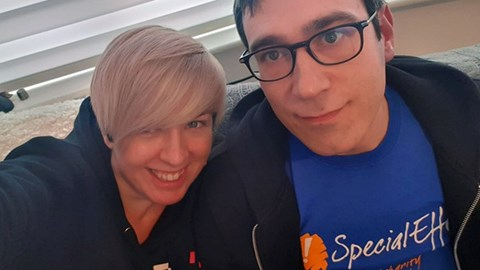Thanks to your help, we raised £612.14 for SpecialEffect during GameBlast19.