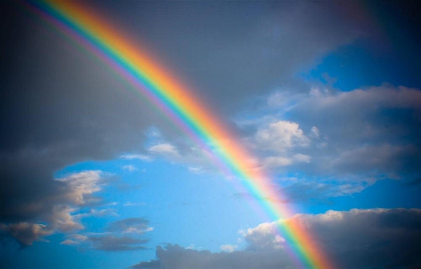 La leggenda dell'arcobaleno. Racconto Navajo. B221d724-7a88-4d17-9097-2a58659c941b