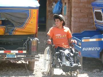 Roy - Urubamba, Peru Oct 2014