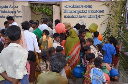 Safe drinking water comes to Pannur